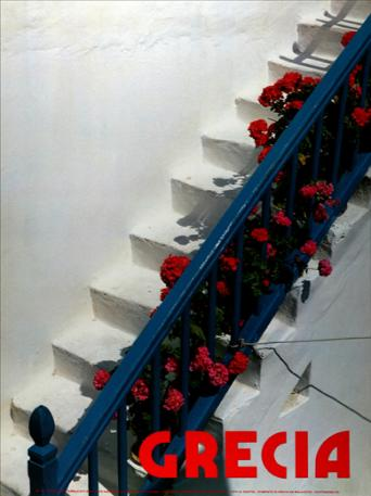 Αφίσες ΕΟΤ, Κυκλάδες